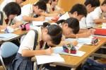 平成27年度体験入学<春日北中学校・天拝中学校>【52】