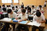 平成27年度体験入学<春日北中学校・天拝中学校>【54】
