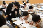 平成27年度体験入学<春日北中学校・天拝中学校>【55】