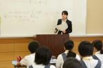 平成27年度体験入学<春日北中学校・天拝中学校>【57】