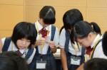平成27年度体験入学<春日北中学校・天拝中学校>【61】