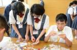 平成27年度体験入学<春日北中学校・天拝中学校>【64】