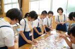 平成27年度体験入学<春日北中学校・天拝中学校>【65】