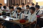 平成27年度体験入学<春日北中学校・天拝中学校>【72】