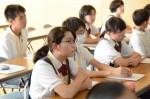 平成27年度体験入学<春日北中学校・天拝中学校>【74】
