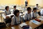 平成27年度体験入学<春日北中学校・天拝中学校>【75】