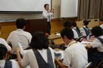 平成27年度体験入学<春日北中学校・天拝中学校>【79】