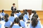 平成27年度体験入学<春日南中学校・御陵中学校>【6】