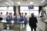 平成27年度体験入学<春日南中学校・御陵中学校>【10】