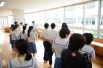 平成27年度体験入学<春日南中学校・御陵中学校>【12】