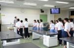 平成27年度体験入学<春日南中学校・御陵中学校>【13】