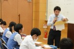 平成27年度体験入学<春日南中学校・御陵中学校>【21】
