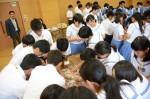 平成27年度体験入学<春日南中学校・御陵中学校>【24】