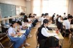 平成27年度体験入学<春日南中学校・御陵中学校>【43】