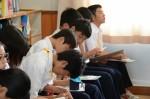 平成27年度体験入学<春日南中学校・御陵中学校>【44】