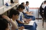 平成27年度体験入学<春日南中学校・御陵中学校>【46】