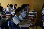 平成27年度体験入学<春日南中学校・御陵中学校>【62】
