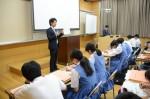 平成27年度体験入学<春日南中学校・御陵中学校>【67】