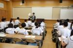 平成27年度体験入学<春日野中学校>【2】