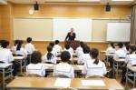 平成27年度体験入学<春日野中学校>【5】