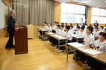 平成27年度体験入学<春日野中学校>【7】