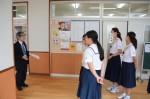 平成27年度体験入学<春日野中学校>【18】