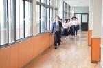 平成27年度体験入学<春日野中学校>【19】