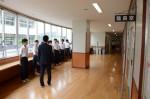 平成27年度体験入学<春日野中学校>【20】