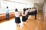 平成27年度体験入学<春日野中学校>【21】