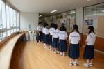 平成27年度体験入学<春日野中学校>【22】