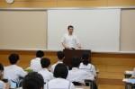 平成27年度体験入学<春日野中学校>【25】
