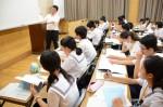 平成27年度体験入学<春日野中学校>【26】