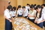 平成27年度体験入学<春日野中学校>【35】