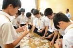 平成27年度体験入学<春日野中学校>【37】