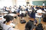 平成27年度体験入学<春日野中学校>【46】