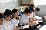 平成27年度体験入学<春日野中学校>【47】