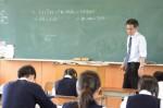 平成27年度体験入学<春日野中学校>【50】