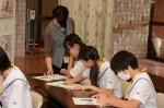 平成27年度体験入学<春日野中学校>【61】