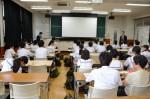 平成27年度体験入学<春日野中学校>【64】
