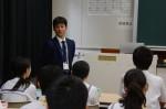 平成27年度体験入学<春日野中学校>【65】