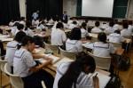 平成27年度体験入学<春日野中学校>【74】
