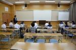 平成27年度体験入学<那珂川中学校>【4】