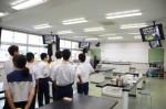 平成27年度体験入学<那珂川中学校>【14】
