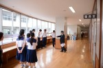 平成27年度体験入学<那珂川中学校>【16】