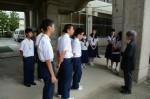 平成27年度体験入学<那珂川中学校>【18】