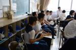 平成27年度体験入学<那珂川中学校>【19】