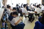 平成27年度体験入学<那珂川中学校>【22】