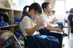 平成27年度体験入学<那珂川中学校>【23】