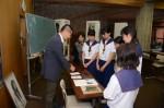 平成27年度体験入学<那珂川中学校>【26】