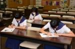 平成27年度体験入学<那珂川中学校>【28】